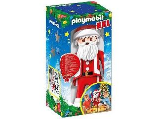 Óriás Playmobil Mikulás