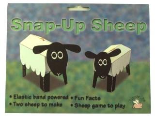 Papírjáték - Bárány