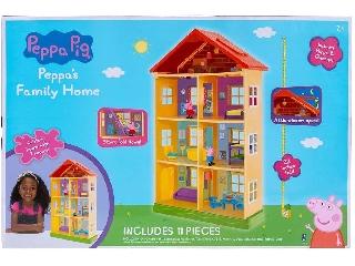 Peppa 4 emeletes nagy ház