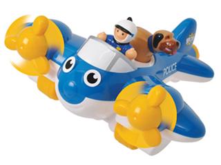 Pete, a rendőrségi repülő