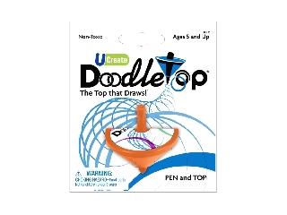 Pingáló pörgettyű - Doodletop 1 db-os