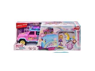 Pink Drivez unikornis szállító autó hercegnővel
