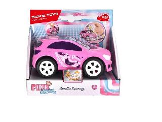 Pink Drivez - Vanília illatú gumiautó pink