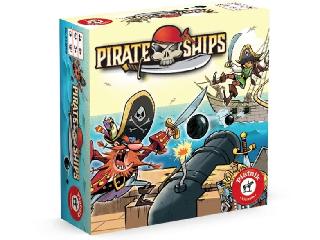 Piratenship Kalózhajó társasjáték