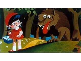 Piroska és a farkas diafilm