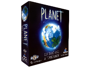 Planet - Egy éledő világ a tenyeredben