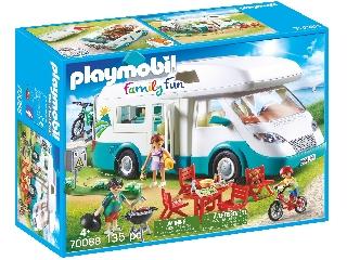 Playmobil Családi lakókocsi