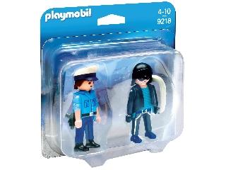 Play. Duo Pack rendőr és a tolvajok