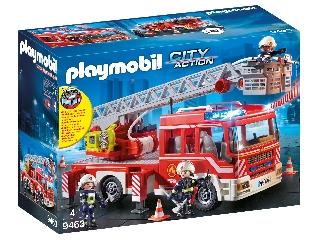 Play. létrás tűzoltóegység