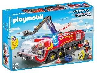 Play. Reptéri tűzoltóautó