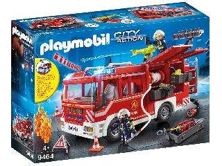 Play. Tűzoltó szerkocsi