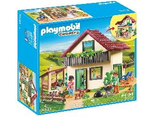 Vidéki házikó