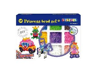 Playbox 3D Gyöngykép figurák - hercegnő - 4000 db
