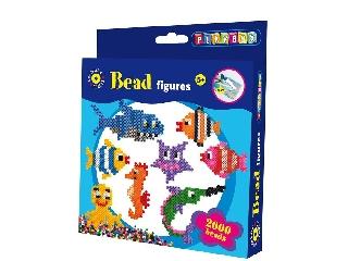 Playbox - Gyöngykép figurák - Tengeri állatok