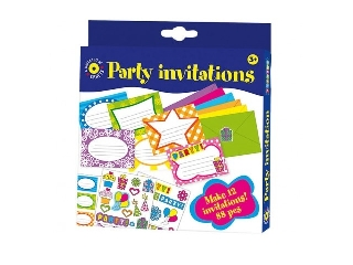 Playbox - Kreatív szett - Meghívókártyák