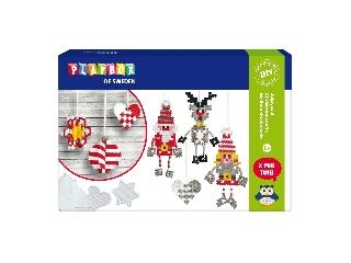 Playbox Gyöngykép figurák - 4000 db - karácsony