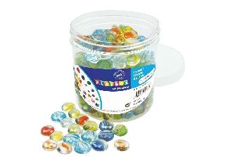 Playbox, üveg kavicsok, 17-19 mm