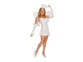 Playboy felnőtt női fehér angy