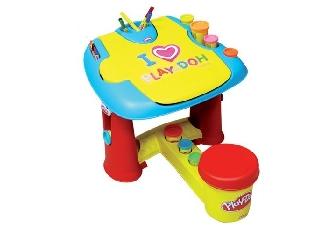 Play-Doh - Első íróasztalom