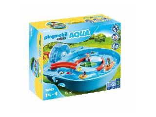 Playmobil 1.2.3: Csibb csobb vízipark