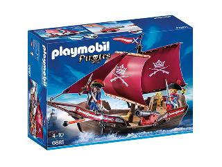 Playmobil - A kékkabátosok őrhajója