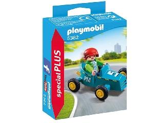 Playmobil - A száguldó ötös