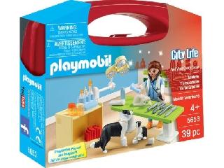 Playmobil - Állatorvos szett
