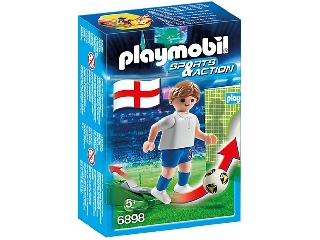 Playmobil - Angol labdarúgó