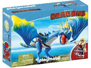 Playmobil - Astrid és Viharsárkány