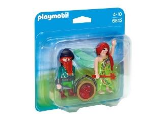 Playmobil - Bíborfonat és Mesemanó kincsei Duo Pack