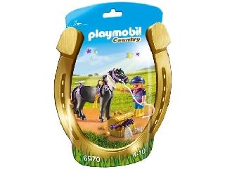 Playmobil - Csillagfény és lovasa