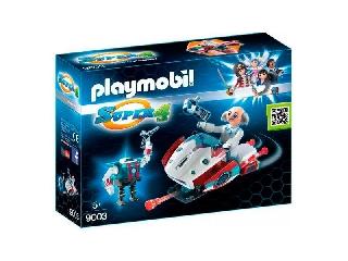 Playmobil - DR. X légijárgánya
