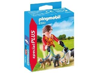 Playmobil - Ebparadicsom kutyasétáltatás