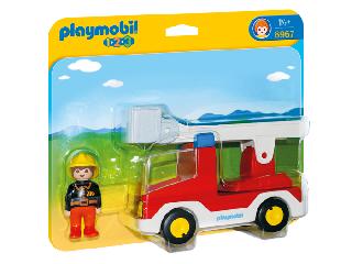 Playmobil - Első tűzoltóautóm