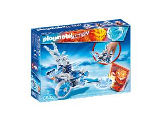 Playmobil - Fagymanó a korongkilövőben