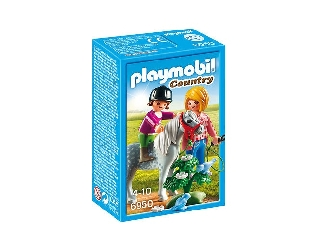 Playmobil - Futószáras lovaglás