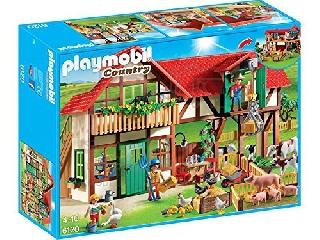 Playmobil - Háztáji gazdálkodás