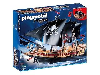 Playmobil - Hét tenger farkasai