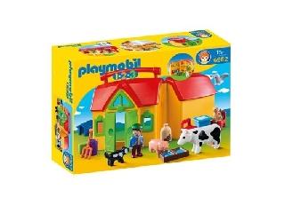 Playmobil - Hordozható tanyácskám