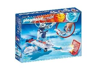 Playmobil - Jégrobi a korongkilövőben