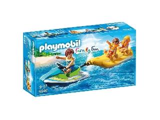 Playmobil - Jet-Ski húzta banánhajó