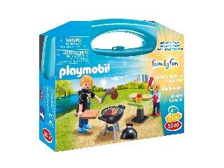 Playmobil - Kerti grillezés szett
