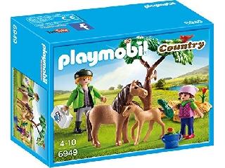 Playmobil - Kiscsikó születik
