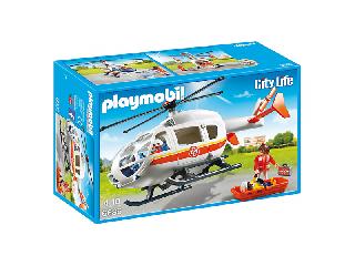 Playmobil - Légimentőkkel a klinikára