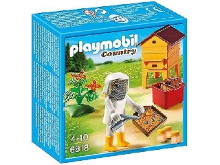 Playmobil - Méhész a kaptár körül