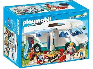 Playmobil - Négykerekű nyaraló