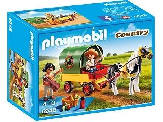 Playmobil - Pikniken a pacifogattal