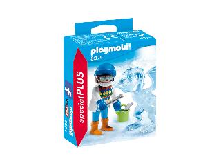 Playmobil - Profi jégszobrásznő