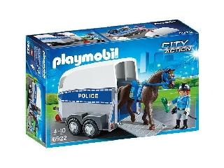 Playmobil - Rendőrló szállítás