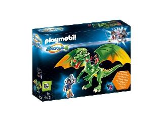 Playmobil - Sárkány és Alex